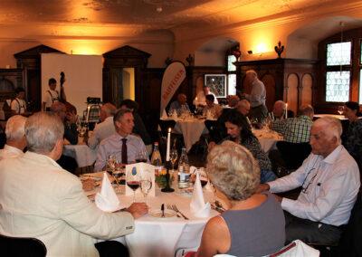 Gala Dinner im Fürstensaal