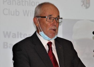 Walter Baumann