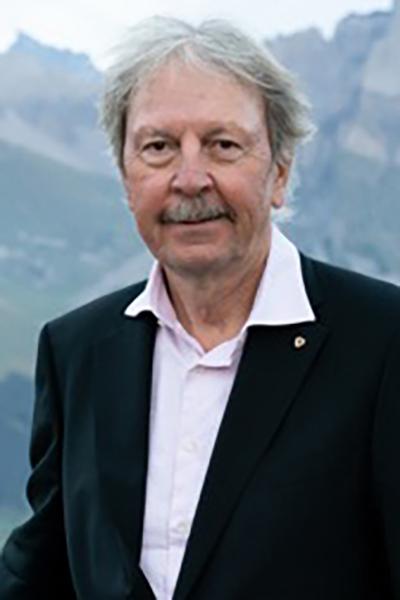 Peter Wüthrich - Vorstand Panathlon International